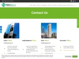 Contact Us for CRO Services in US   India   Europe   Australia