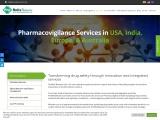 Pharmacovigilance services in US   India   Europe   Australia
