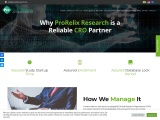Why ProRelix Research is a Reliable CRO Partner