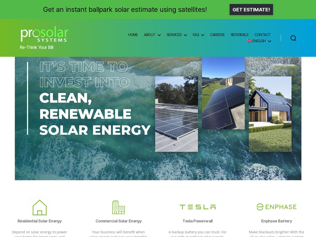 Solar Energy For Commercial Applications