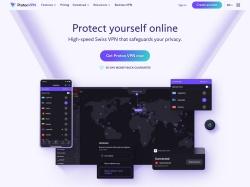 Protonmail + Protonvpn screenshot