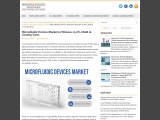 Microfluidic Devices Market to Witness 23.0% CAGR in Coming Years