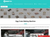 Egg Crate Making Machine | Multiple Application
