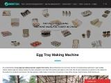 Egg Tray Making Machine From China Beston