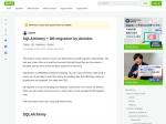 SQLAlchemy + DB migration by Alembic – Qiita