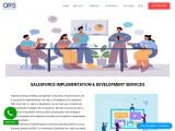 Salesforce CRM Implementation Services