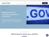 Government Software Testing  Consulting Services