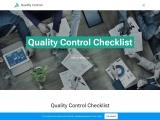 5 Essentials Of A Quality Control Checklist