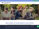 Assignment Help In New Zealand