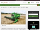 Quality Farm Supply Offers an Extensive Array of Combine Parts