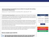 Crusher Backing Compound Market