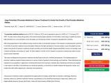 Precision Medicine Share | Central Nervous System