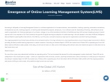 Emergence of Online Learning Management System – Quantian Technology