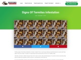 Signs Of Termites Infestation-Queanbeyan Pest Control