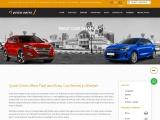Rent a Car Sharjah | Car Rental Sharjah
