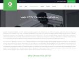 Axis CCTV Camera Abu Dhabi | CCTV Products, Suppliers Abu Dhabi