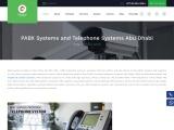 PABX Systems   PBX Abu Dhabi   Telephone Systems Abu Dhabi
