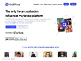 QuikPlace | The All In One Influencer Marketing Platform