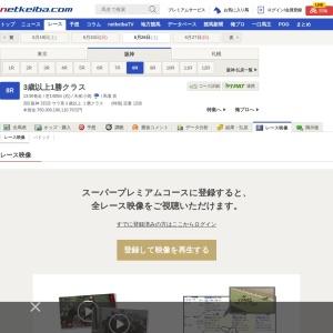3歳以上1勝クラス レース映像 | 2021年6月26日 阪神8R レース情報(JRA) - netkeiba.com