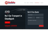 Car Transportation Services In Chandigarh