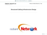 Structured Cabling Infrastructure Design