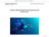 Custom software built for your business and built to last.