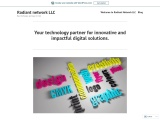 Your technology partner for innovative and impactful digital solutions.