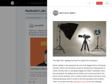 The high-tech lighting and grip for quality film production