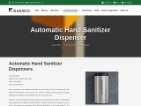 Automatic Hand sanitizer dispensers | Sanitizer dispenser stand
