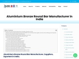 Aluminium Bronze Round Bar Manufacturer In India