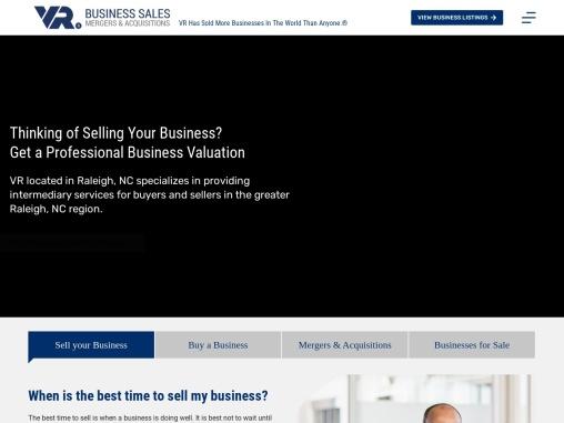 Business Valuation Raleigh NC   Business Broker NC