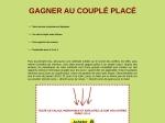 GAGNER AU COUPLE PLACE