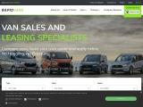 Cheapest van leasing deals UK – Rapidvans.co.uk