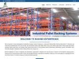 Rashmi Enterprises – Slotted Angle Racks, Mezzanine floor manufacturer