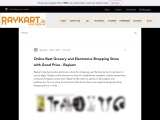Great Electronics Shopping Store and Good Price Gadgets | Raykart