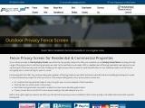 Privacy Fence Screen   Razor Fencing