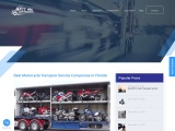 Best motorcycle shipping company