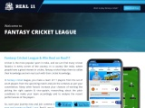 Play Fantasy Cricket League in India