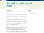 Receptfria mediciner - Recensioner
