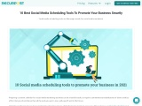 Which is the best Social Media Scheduling tool?