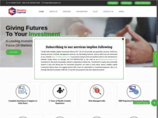 Top 10 SEBI Registered Stock Advisory Company