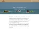 Water sports in Gokarna Redearth
