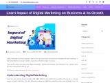 Impact of Digital Marketing on Business & Its Growth