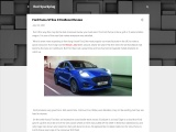 Ford Puma STline X EcoBoost Review