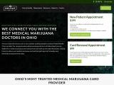 Ohio Medical Marijuana Cards, Medical Cannabis Doctors – Releaf Health Clinic