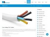 Fire Resistant Pvc Cable Manufacturer