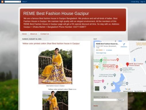REME Best Fashion House Gazipur