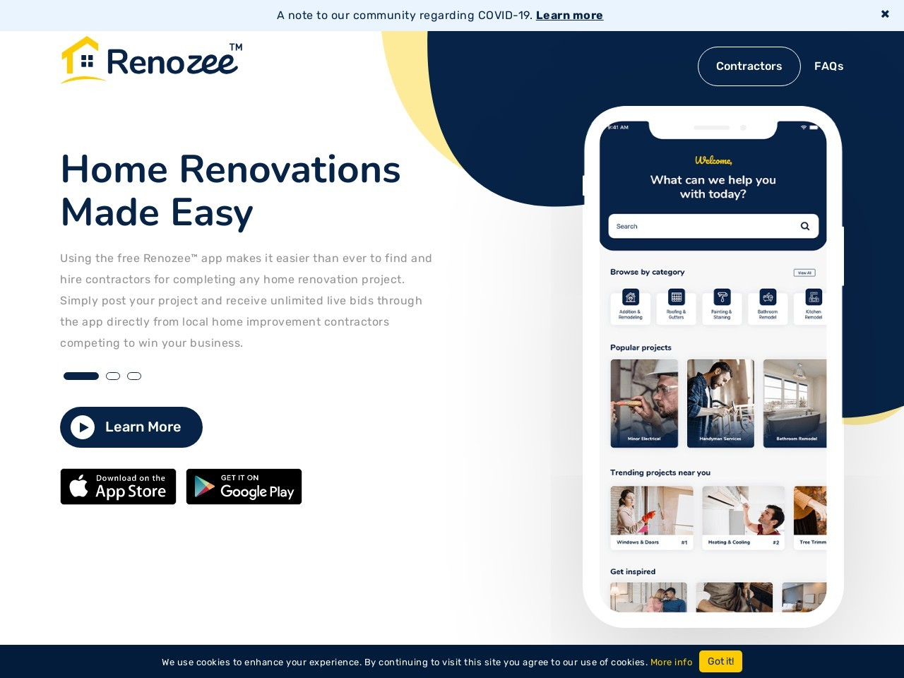 Home renovation | Investment property renovation projects | Renozee™