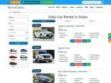 Daily Rent a Car/ Rental Cars UAE