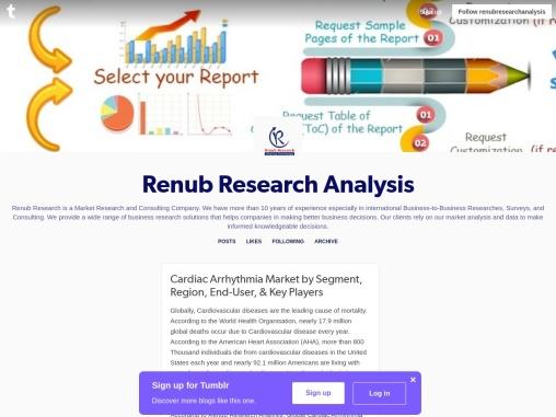 Cardiac Arrhythmia Market by Segment, Region, End-User, & Key Players